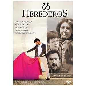 Herederos - Segunda Temporada Completa [DVD]