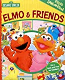 Elmo & Friends (Look and Find (Publications International))