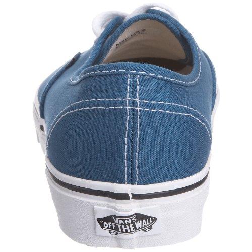 Vans Furgoni Scarpe Da Skate Autentiche 9 (blu Marocchino / Bianco Reale)