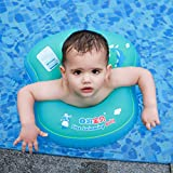 Free Swimming Baby Classic U-Shaped Underarm Baby Swimming Float for Bathtub and Pools Swim Trainer (L)