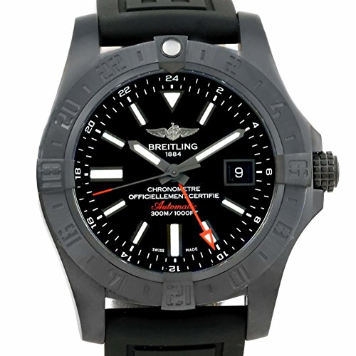 Breitling Avenger II automatic-self-wind womens Watch M32390 (Certified Pre-owned) by Breitling