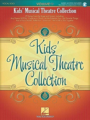 Kids' Musical Theatre Collection, Vol. 1 (Vocal Collection)