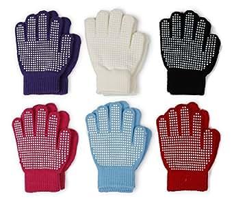 Amazon.com: Gilbin Magic-Stretch Gripper Glove, Kids Size