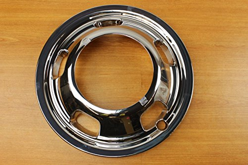 (Dodge Ram 2500 3500 Dually Chrome Wheel Cover Hub Cap Mopar OEM)