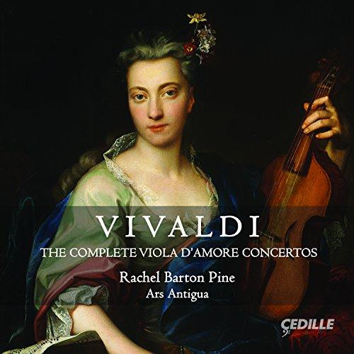 - Vivaldi: The Complete Viola d'Amore Concertos