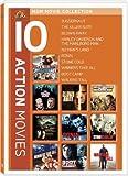 Action 10-Pack (Juggernaut / Killer Elite / Blown Away / Harley Davidson and the Marlboro Man / No Man's Land / Ronin / Stone Cold / Winners Take All / Boot Camp / Walking Tall) by MGM (Video & DVD)