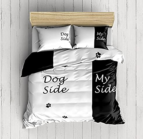 dog side bettw sche my blog. Black Bedroom Furniture Sets. Home Design Ideas