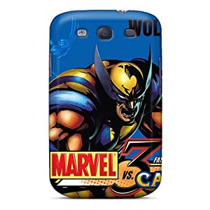 Anti-scratch And Shatterproofphone Cases For Galaxy S3/ High Quality Tpu Cases