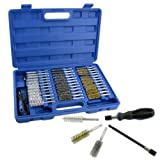 38pc Industrial Quality Wire Brush Set w/ Extra Long Reach Automotive Tool Set