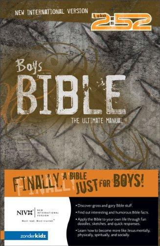 Boys Bible (NIV), The