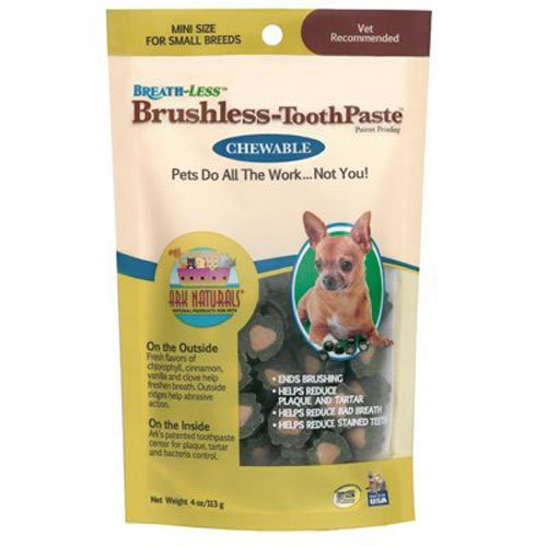 Breathless Brushless Toothpaste - 3