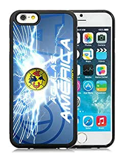 iPhone 6 4.7 Inch TPU Case ,Unique And Fashionable Designed Case With Club America 4 Black For iPhone 6 Cover Phone Case