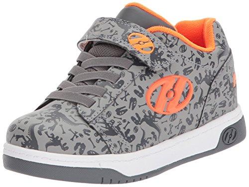 grey Mixte Orange Multicolore Chaussures Fitness 000 Enfant X2 De Charcoal Heelys 7pA6q6