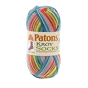 Patons Kroy Socks Yarn - (1) Super Fine Gauge