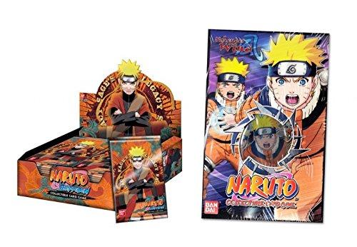 Naruto Shippuden Bundle 30 Booster Display + Starter Set ...