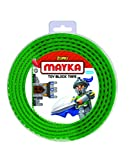 NOPS 2 Meter - MAYKA Block Tape,Green,Large 2 m