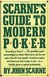 Scarne's Guide to Modern Poker, John Scarne, 0671530763