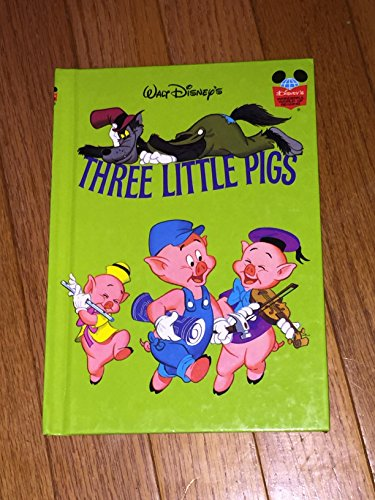 Walt Disneys Three Little Pigs - 2