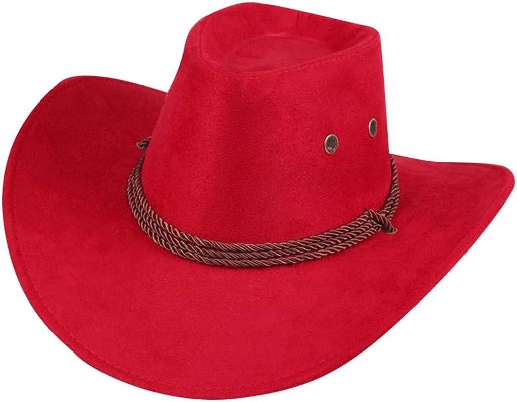 Yezijin Men Women Cowboy...