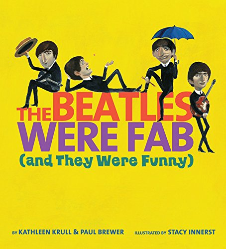 The Beatles Were Fab  (and They Were Funny) by Harcourt Brace and Company (Image #2)