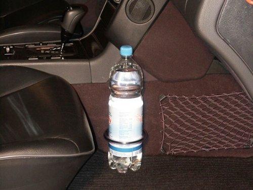 haltofix Autoflaschenhalter Auto Getr/änkehalter Flaschenhalter Dosenhalter Becherhalter