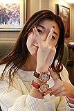 Generic watch girls_Korean_ fashion stylish _water_drill_ women girl watch es_ quartz watch _with_ watch es_casual_ fashion _jacket