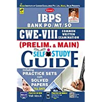 Kiran's IBPS Bank PO/MT/SO CWE Viii (Prelim. & Main) Self Study Guide Practice Work Book English  - 2331