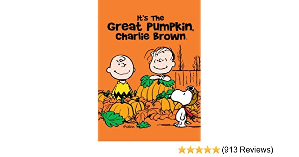 amazoncom its the great pumpkin charlie brown peter robbins christopher shea sally dryer kathy steinberg amazon digital services llc