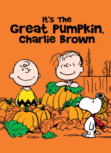 It's the Great Pumpkin, Charlie Brown (Great Halloween Movies For Kids)