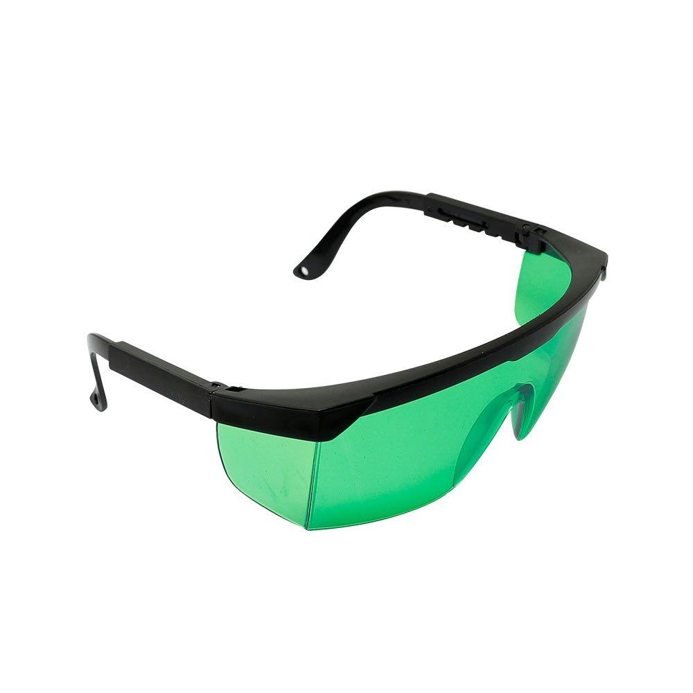 Q-BAIHE 400nm-450nm Violeta/azul Gafas de protecció n lá ser Gafas de seguridad