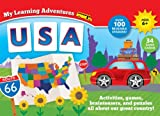 My Learning Adventures: USA, Walter Foster Creative Team, 1607106299