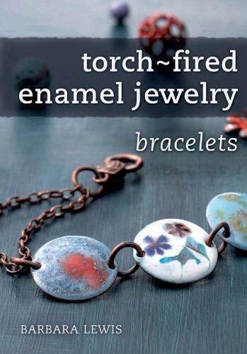 Torch-Fired Enamel Jewelry, Bracelets (Torch Fired)