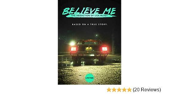 believe me the abduction of lisa mcvey plot