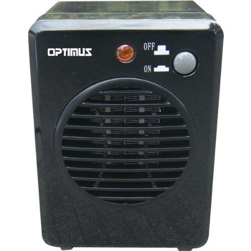 OPTIMUS H-7800 Portable Mini Ceramic Heater Ceramic Heaters Optimus