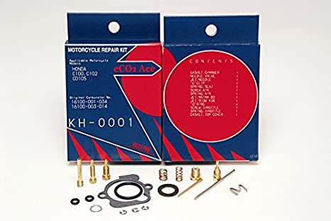 Excellent Amazon Com Honda Cub C100 C102 Ca100 Ca102 Keyster Carb Kit Automotive Wiring Cloud Hisonuggs Outletorg