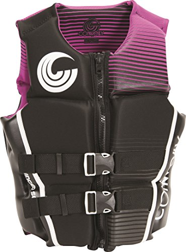 "Connelly Womens V-Back Neoprene Vest, Large (40""-44""), Conn-17"