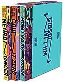 capa de Box Trilogia Sprawl