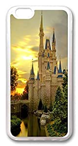 ACESR Castle Top iPhone 6 Cases, TPU Case for Apple iPhone 6 (4.7inch) Transparent