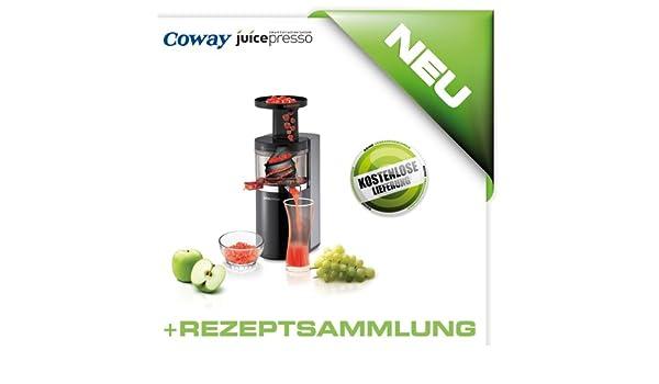 Compra Coway Juicepresso – Exprimidor/licuadora Exprimidor ...