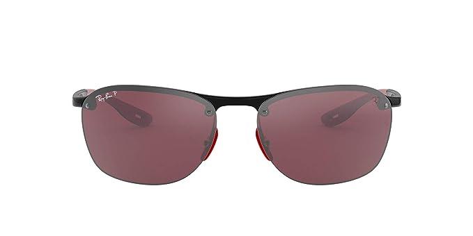 Ray-Ban 0RB4302M Gafas de sol, Black, 40 para Hombre: Amazon.es ...