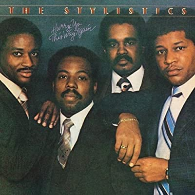 Stylistics Hurry Up This Way Again Amazon Com Music
