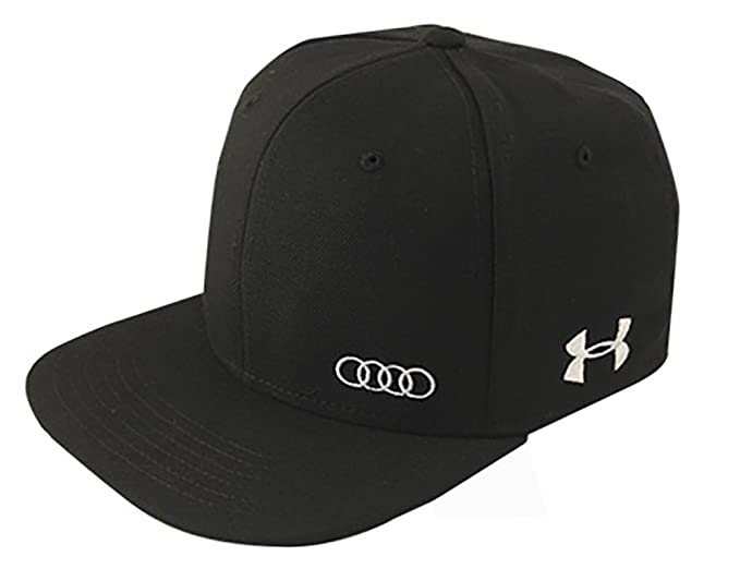 Image Unavailable. Image not available for. Colour  Audi ACM4488 Under  Armour Flat Bill ... 0b3074b7374e