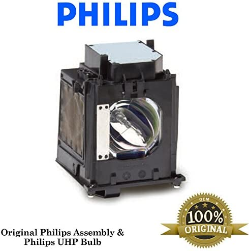 Mitsubishi WDY57 Rear Projector TV Assembly with OEM Bulb and Original Housing