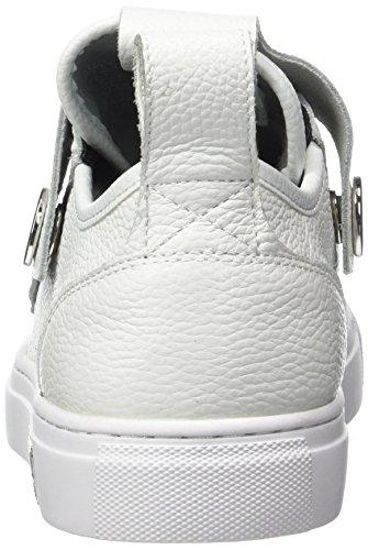 Sneaker Bianco Donna 41610 Bassa Offwhite Armani pwxfqf