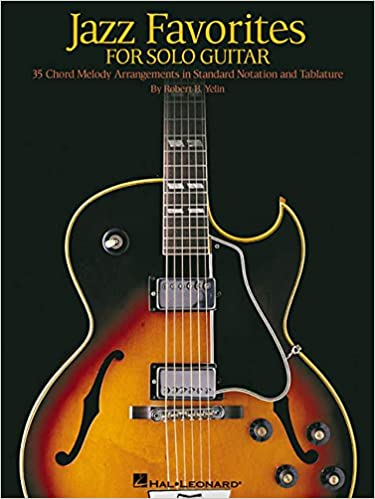 Amazon.com: Jazz Favorites for Solo Guitar: Chord Melody ...