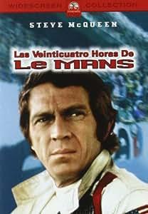 Las veinticuatro horas de Le Mans [DVD]