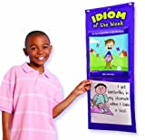 Educational Insights Idiom Of The Week Pocket Chart by Educational Insights Inc. Office Product