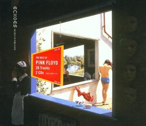 Echoes: The Best of Pink Floyd by Pink Floyd Original recording remastered edition (2001) Audio CD