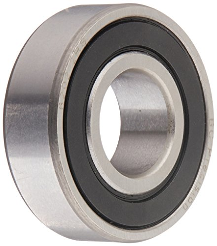 uxcell Motor Premium 6202-2RS Double Sealed Ball Bearing