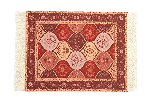 (Oriental Rug Mouse Pads, Persian Style Carpet Computer Mouse Mat)